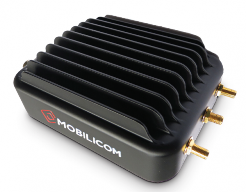 Mobilicom's MCU-30 Ruggedized Unit