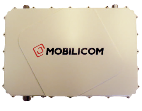 Mobilicom's MCU-200 Ruggedized Unit